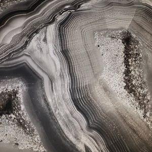 bebe Wall Art - Multicolored marble canvas